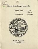 Illinois State Budget