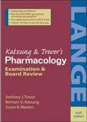 Katzung & Trevor's Pharmacology