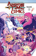 Adventure Time Comics Book