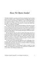 The Objective Standard Book PDF