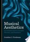Musical Aesthetics