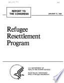 Refugee Resettlement Program
