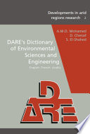 DARE s Dictionary of Environmental Sciences and Engineering Book
