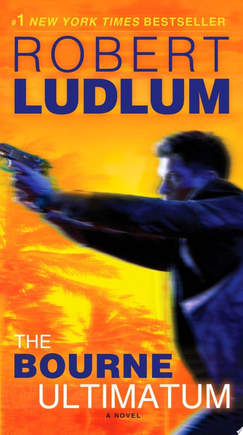 The Bourne Ultimatum banner backdrop
