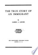 The True Story of an Immigrant