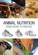 Animal Nutrition Book