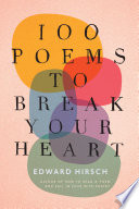 link to 100 poems to break your heart in the TCC library catalog