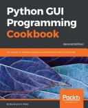 Pdf Python GUI Programming Cookbook Telecharger