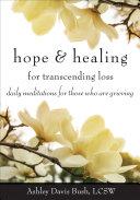 Hope & Healing for Transcending Loss Pdf/ePub eBook
