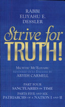 Strive for Truth!