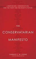 Pdf The Conservatarian Manifesto Telecharger