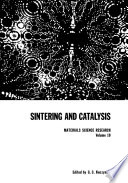 Sintering and Catalysis Book