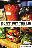 Don t Buy the Lie