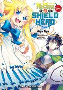 The Rising of the Shield Hero Volume 03