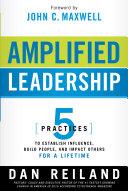 Amplified Leadership ebook