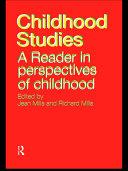 Childhood Studies