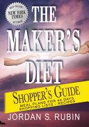 The Maker's Diet Shopper's Guide