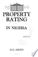 Property Rating in Nigeria