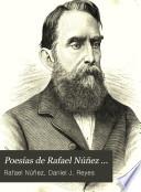 Poesías de Rafael Núñez ...