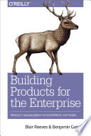 Building Products for the Enterprise Book