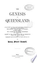 The Genesis of Queensland