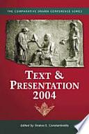 Text   Presentation  2004