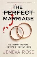 The Perfect Marriage Pdf/ePub eBook