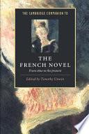 The Cambridge Companion To The French Novel