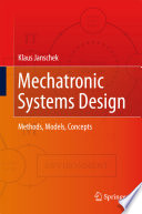Mechatronic Systems Design Book PDF