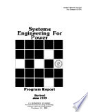 Systems engineering for power