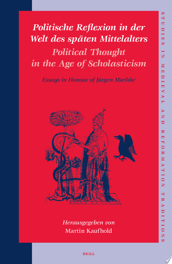Political Thought in the Age of Sch