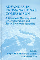 Advances in Cross-National Comparison