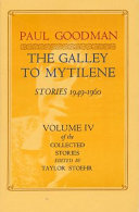 Pdf The Galley to Mytilene