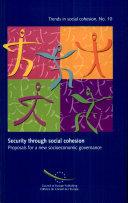 Pdf Approche de la Sécurité Par la Cohésion Sociale : Propositions Pour Une Nouvelle Gouvernance Socio-économique Telecharger