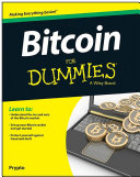 Pdf Bitcoin For Dummies Telecharger