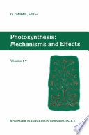 Photosynthesis  Mechanisms and Effects