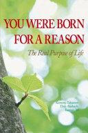 You Were Born for a Reason Book