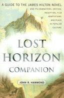 Lost Horizon Companion