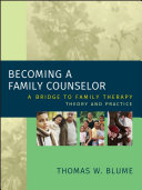 Becoming A Family Counselor Book PDF