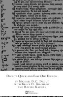 Drout s Quick and Easy Old English
