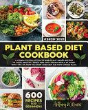 Plant Based Diet Cookbook
