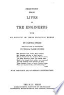 Selections from Lives of the Engineers
