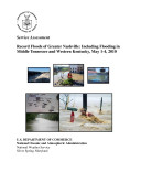 Record Floods of Greater Nashville: Including Flooding in Middle Tennessee (TN) and Western Kentucky (KY), May 1-4- 2010