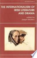 The Internationalism of Irish Literature and Drama