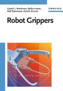 Robot Grippers [Pdf/ePub] eBook