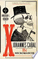 link to Johannes Cabal, the necromancer in the TCC library catalog