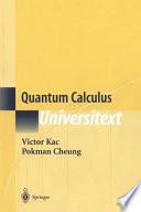 Quantum Calculus Book