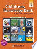 """Children Knowledge Bank (3Rd Vols.)"" by Dr. C.L.Garg"