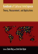 Handbook of Cultural Intelligence - Seite 303