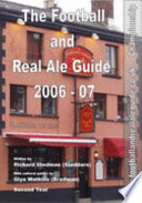 Football and Real Ale Guide Championship Book